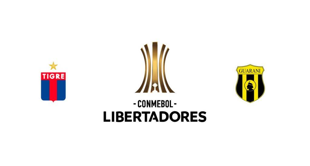 Tigre vs Guaraní Previa, Predicciones y Pronóstico
