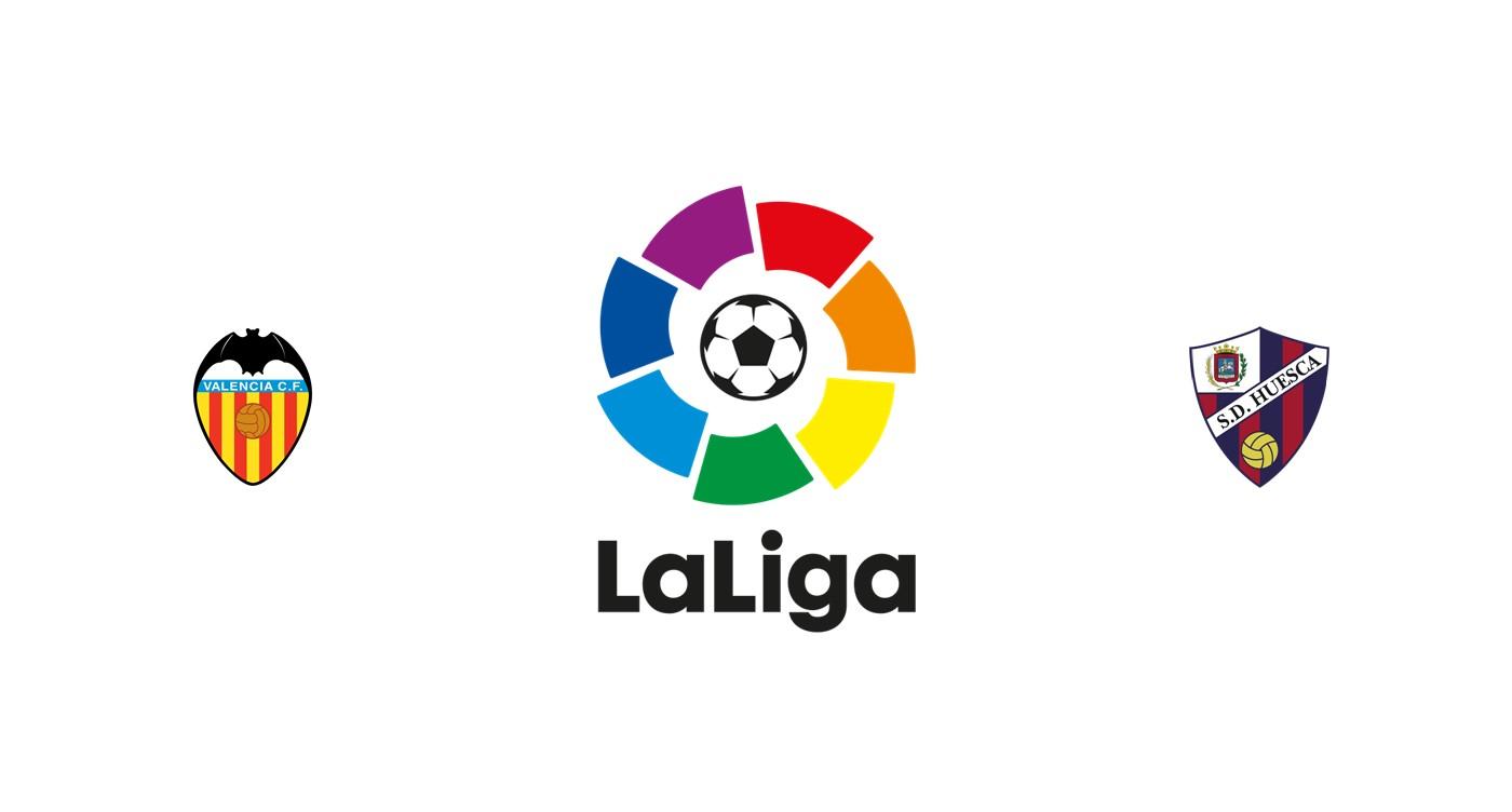 Valencia vs Huesca