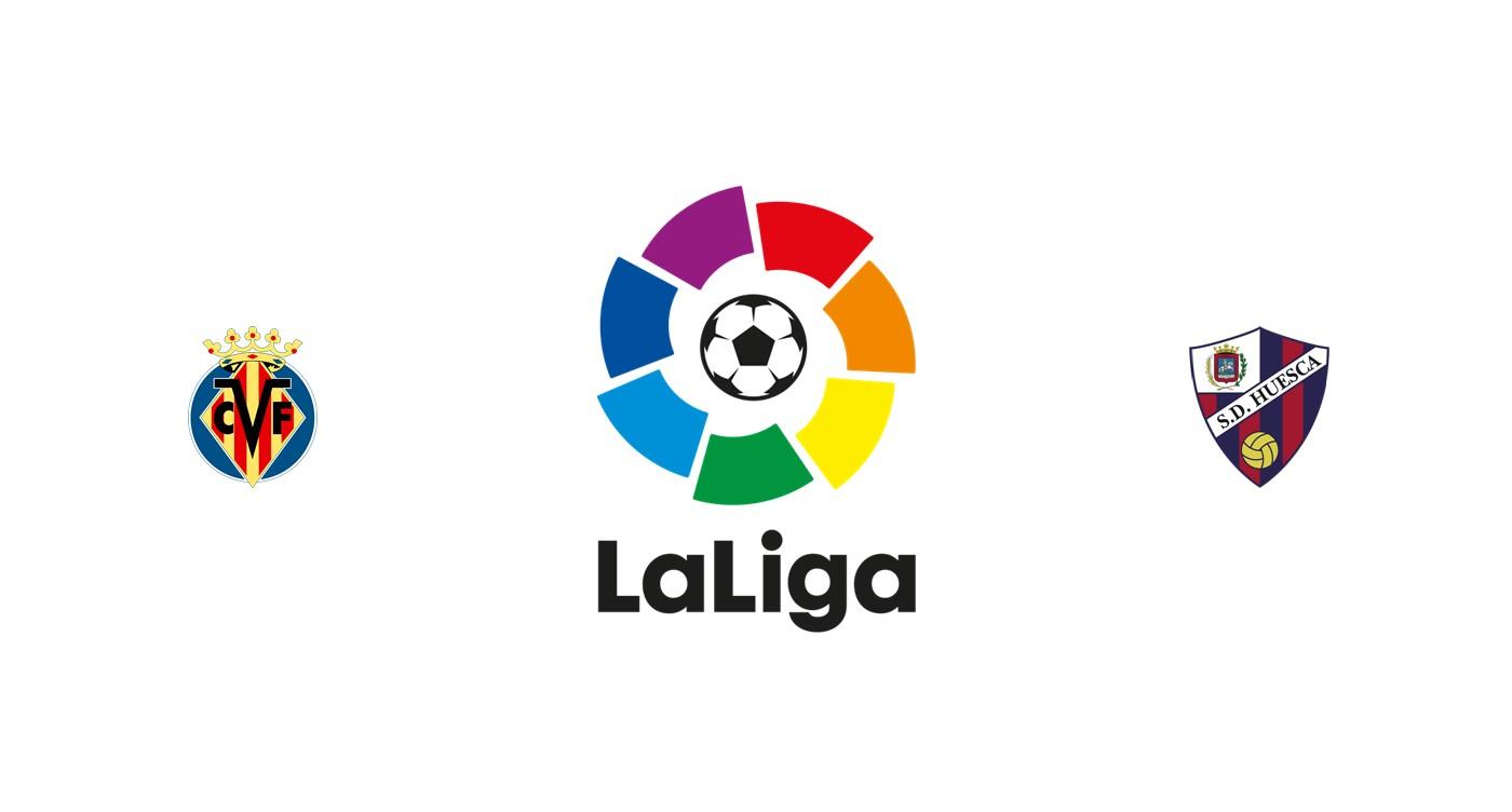 Villarreal vs Huesca