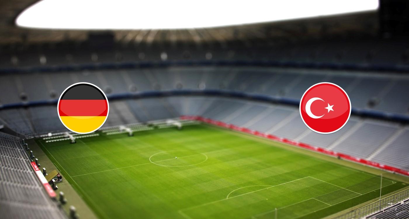 Alemania vs Turquia