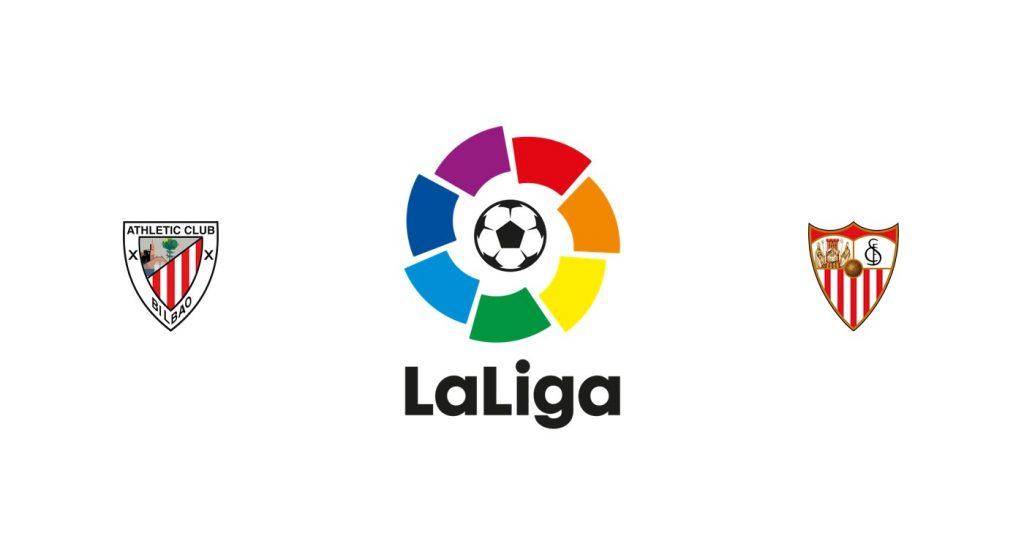 Athletic Club vs Sevilla Previa, Predicciones y Pronóstico