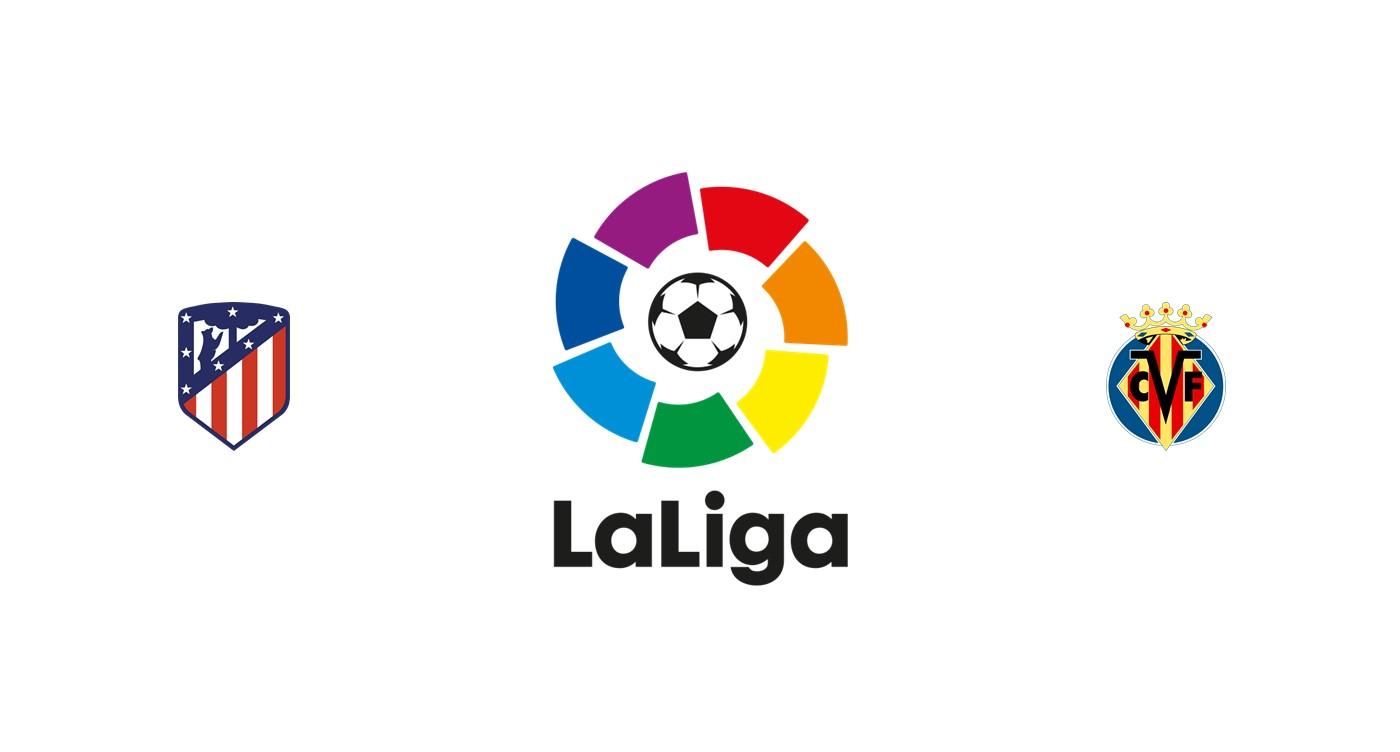 Atlético Madrid vs Villarreal