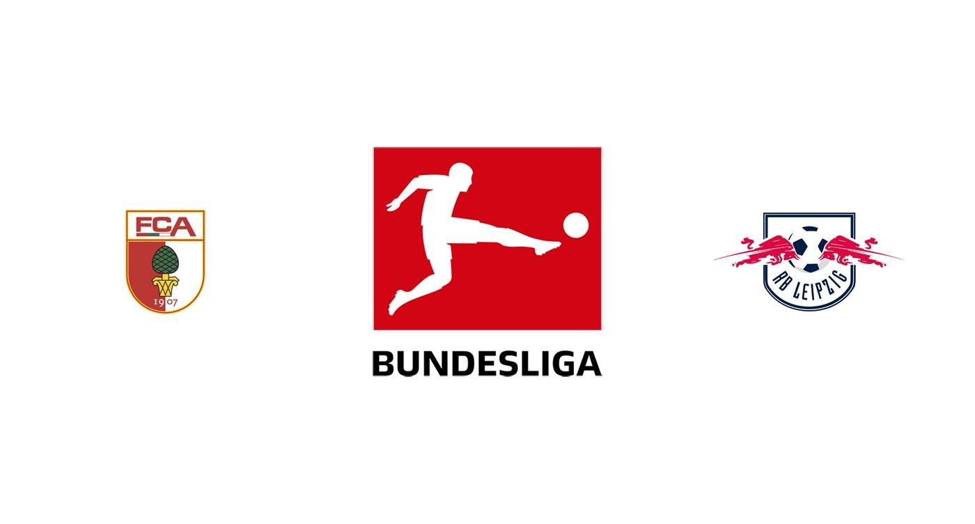 Augsburgo vs RB Leipzig
