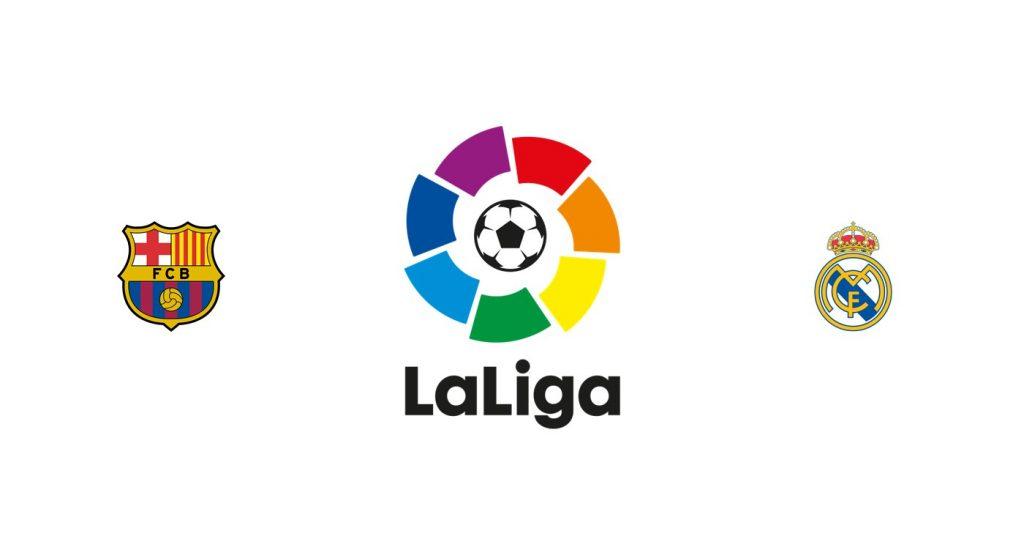 Barcelona vs Real Madrid Previa, Predicciones y Pronóstico