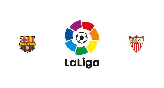Barcelona vs Sevilla Previa, Predicciones y Pronóstico