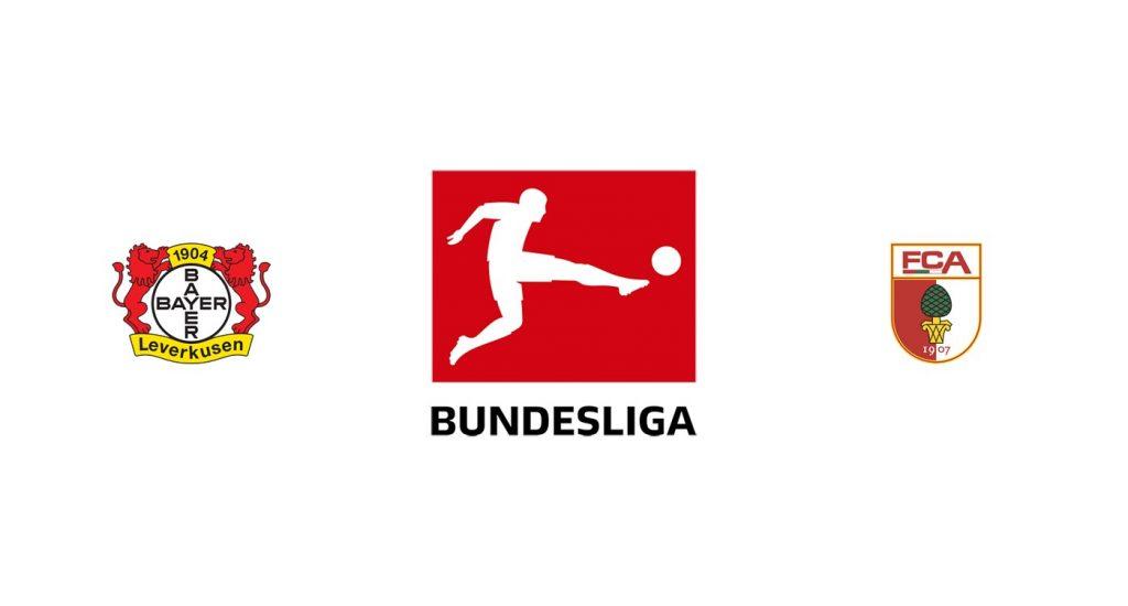 Bayer Leverkusen vs Augsburgo Previa, Predicciones y Pronóstico