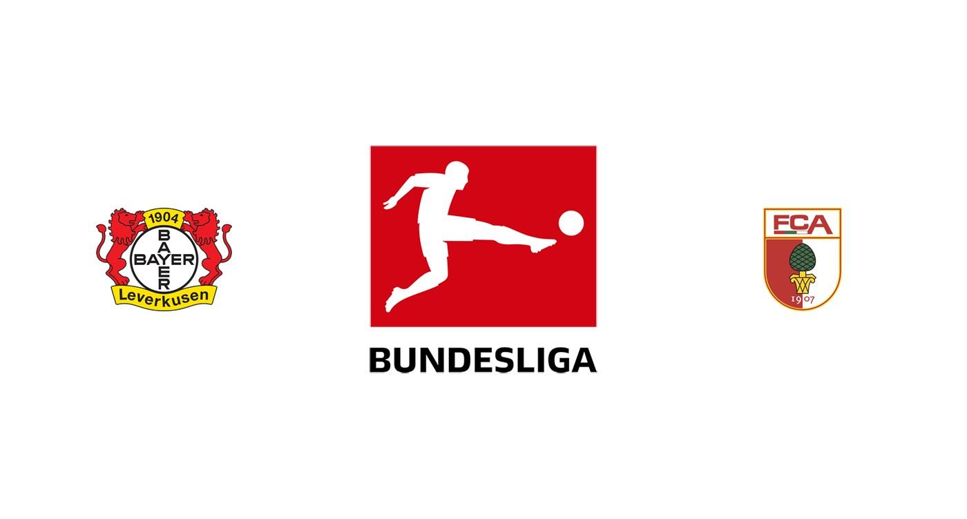 Bayer Leverkusen vs Augsburgo