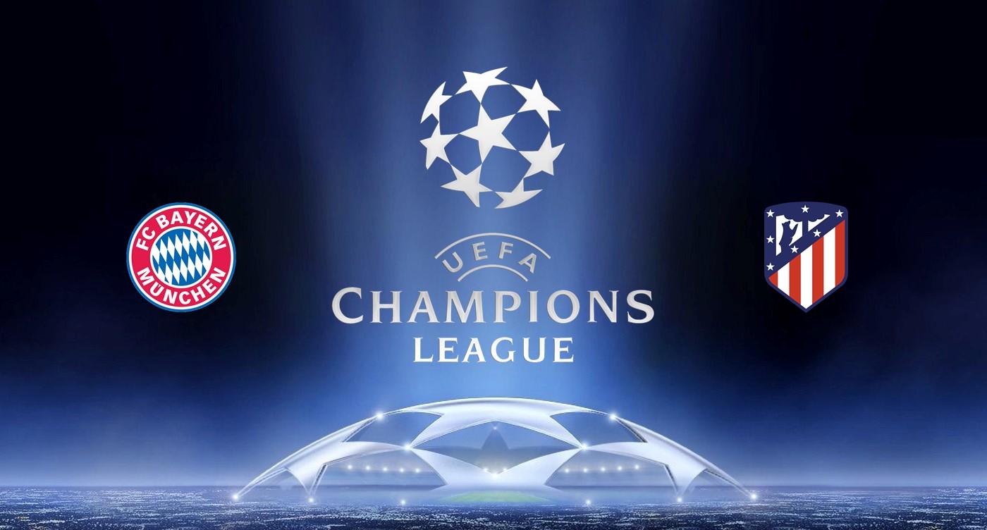 Bayern Múnich vs Atlético Madrid