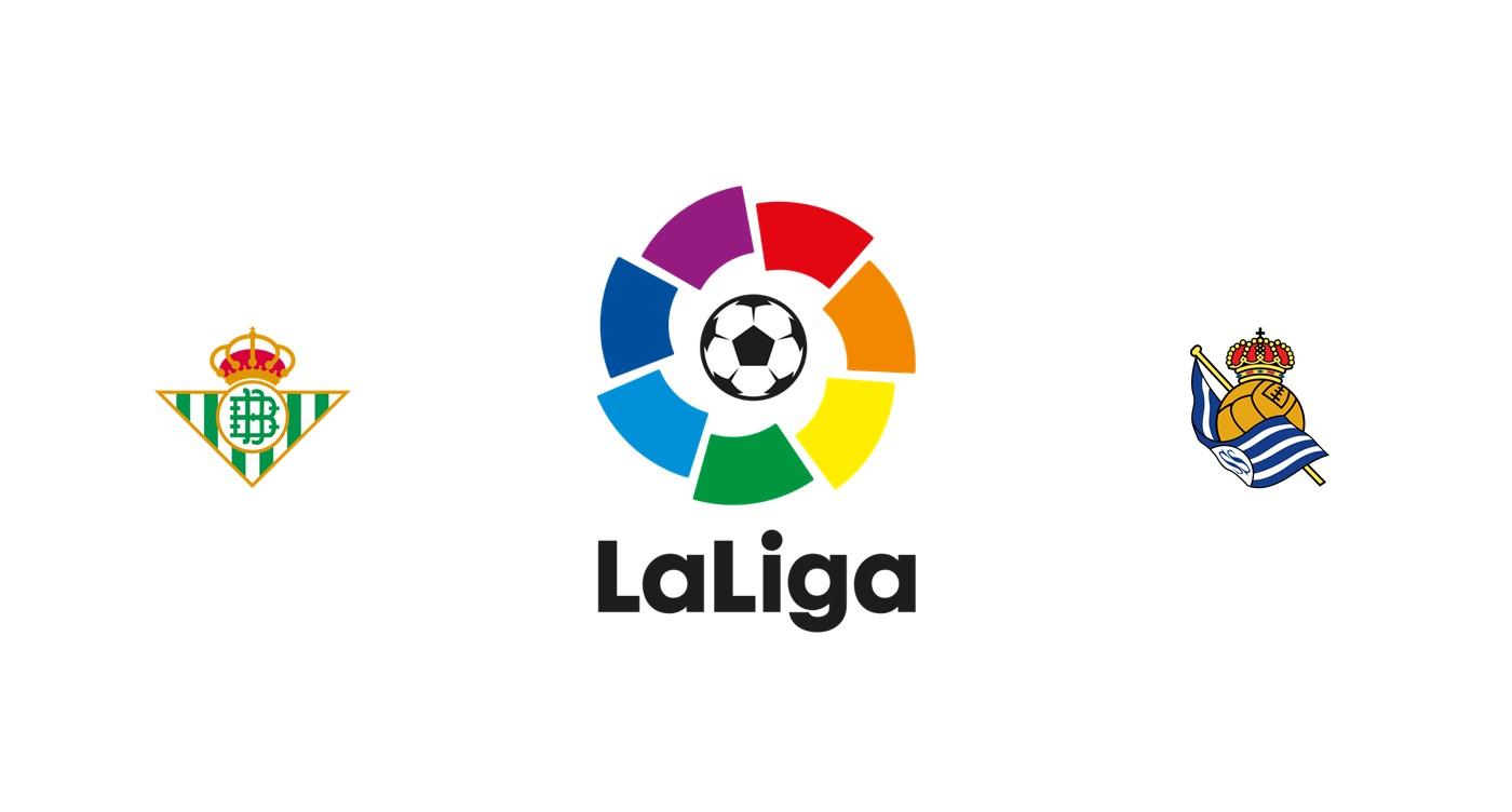 Betis vs Real Sociedad