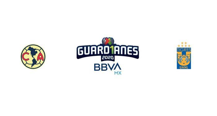 Club América vs Tigres UANL Previa, Predicciones y Pronóstico