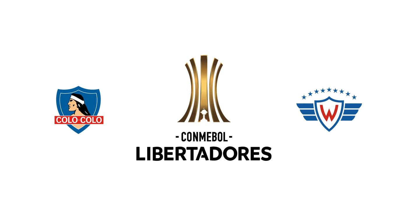 Colo Colo vs Wilstermann
