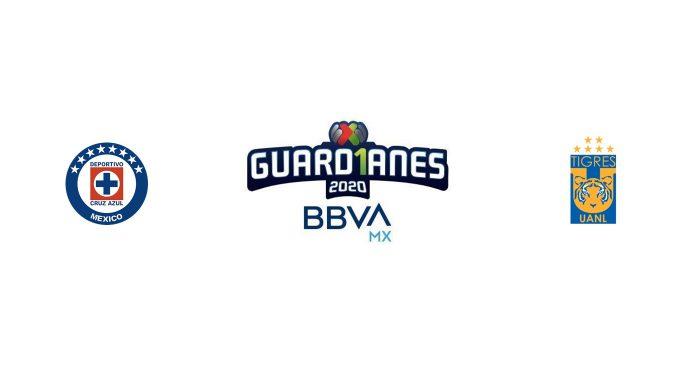 Cruz Azul vs Tigres UANL Previa, Predicciones y Pronóstico 18/10/2020