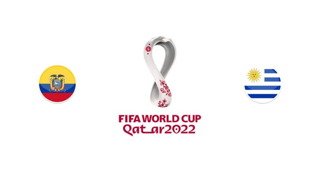 Ecuador vs Uruguay Previa, Predicciones y Pronóstico