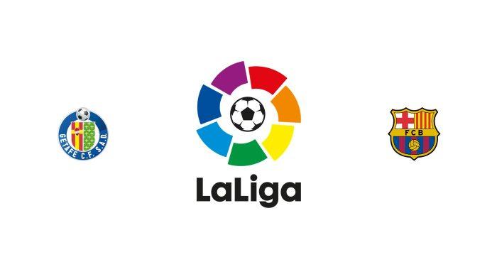 Getafe vs Barcelona Previa, Predicciones y Pronóstico