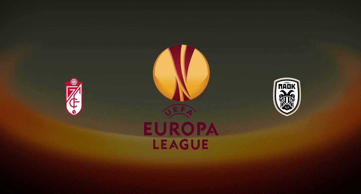 Granada vs PAOK