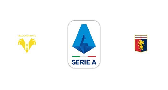 Hellas Verona vs Genoa Previa, Predicciones y Pronóstico
