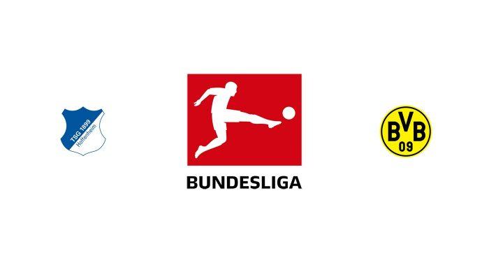 Hoffenheim vs Borussia Dortmund Previa, Predicciones y Pronóstico