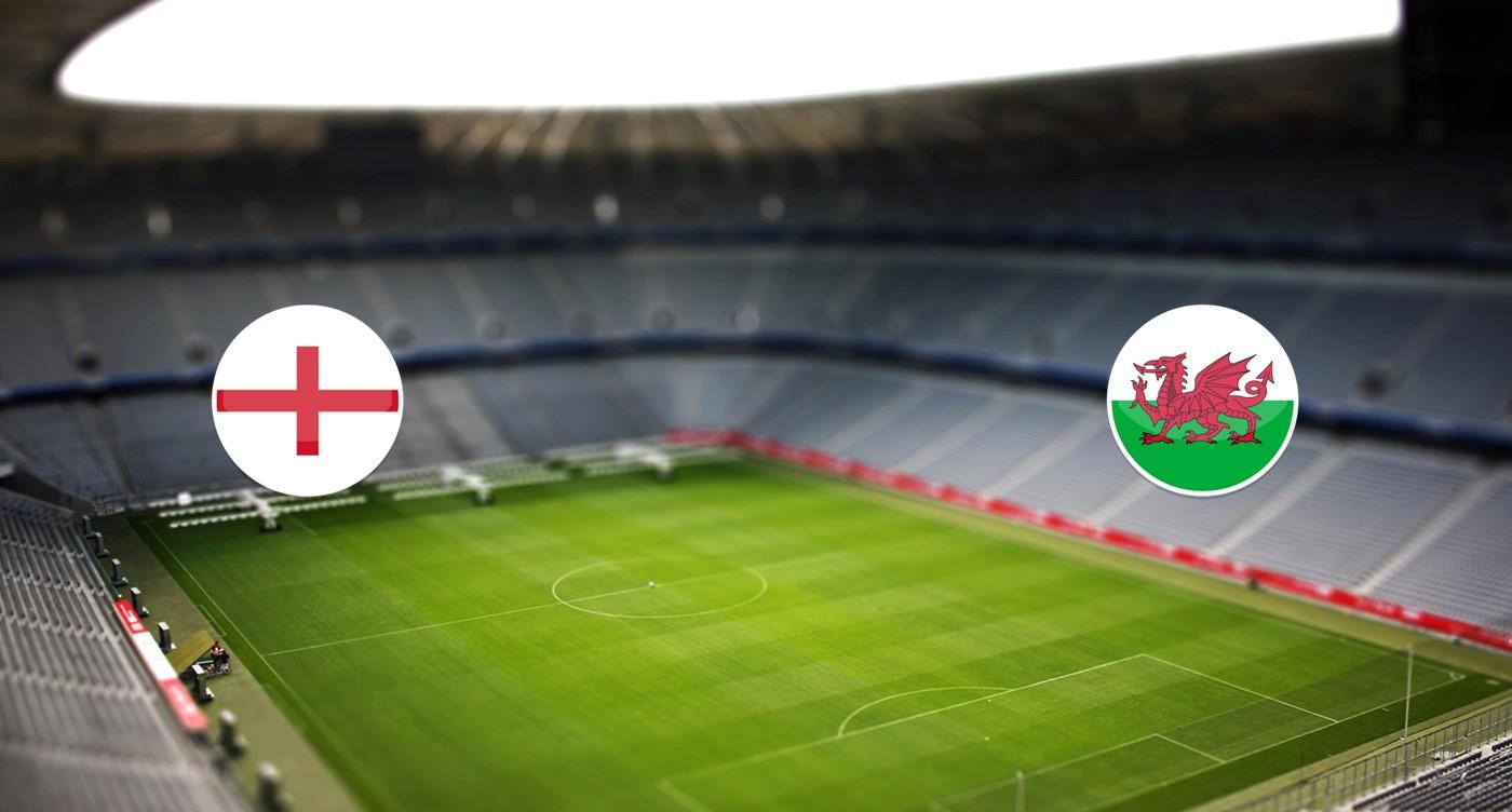 Inglaterra vs Gales
