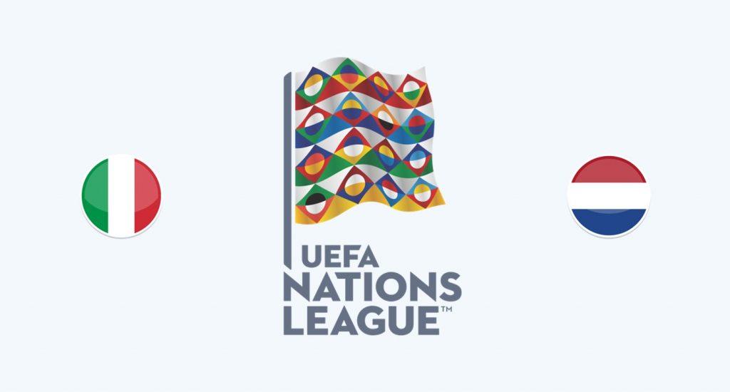 Italia vs Holanda Previa, Predicciones y Pronóstico