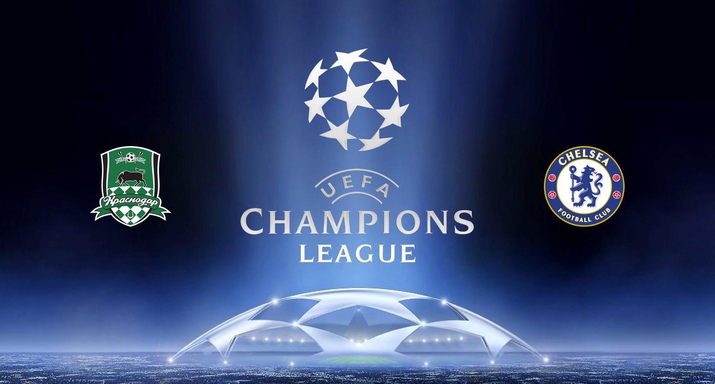 Krasnodar vs Chelsea