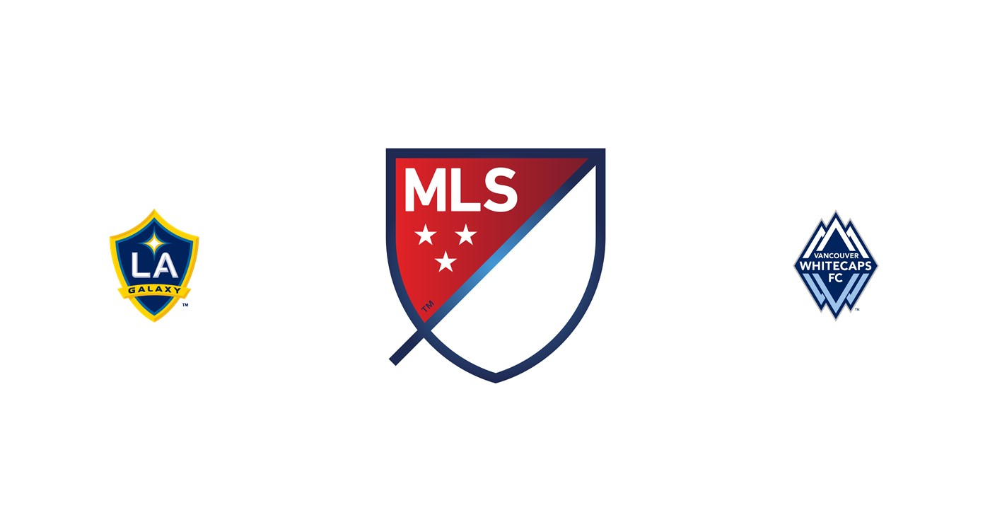 LA Galaxy vs Vancouver Whitecaps