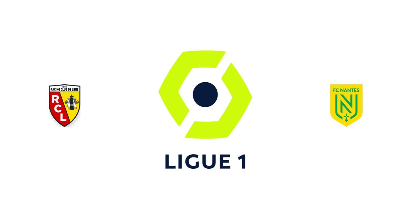 Lens vs Nantes