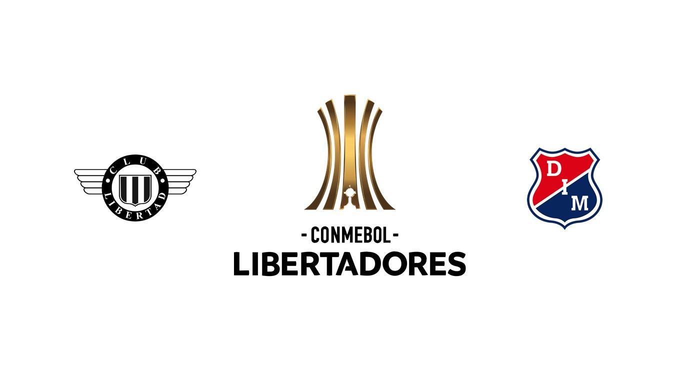 Libertad vs Independiente Medellín