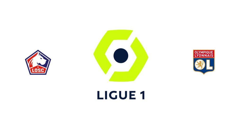 Lille vs Olympique Lyon Previa, Predicciones y Pronóstico