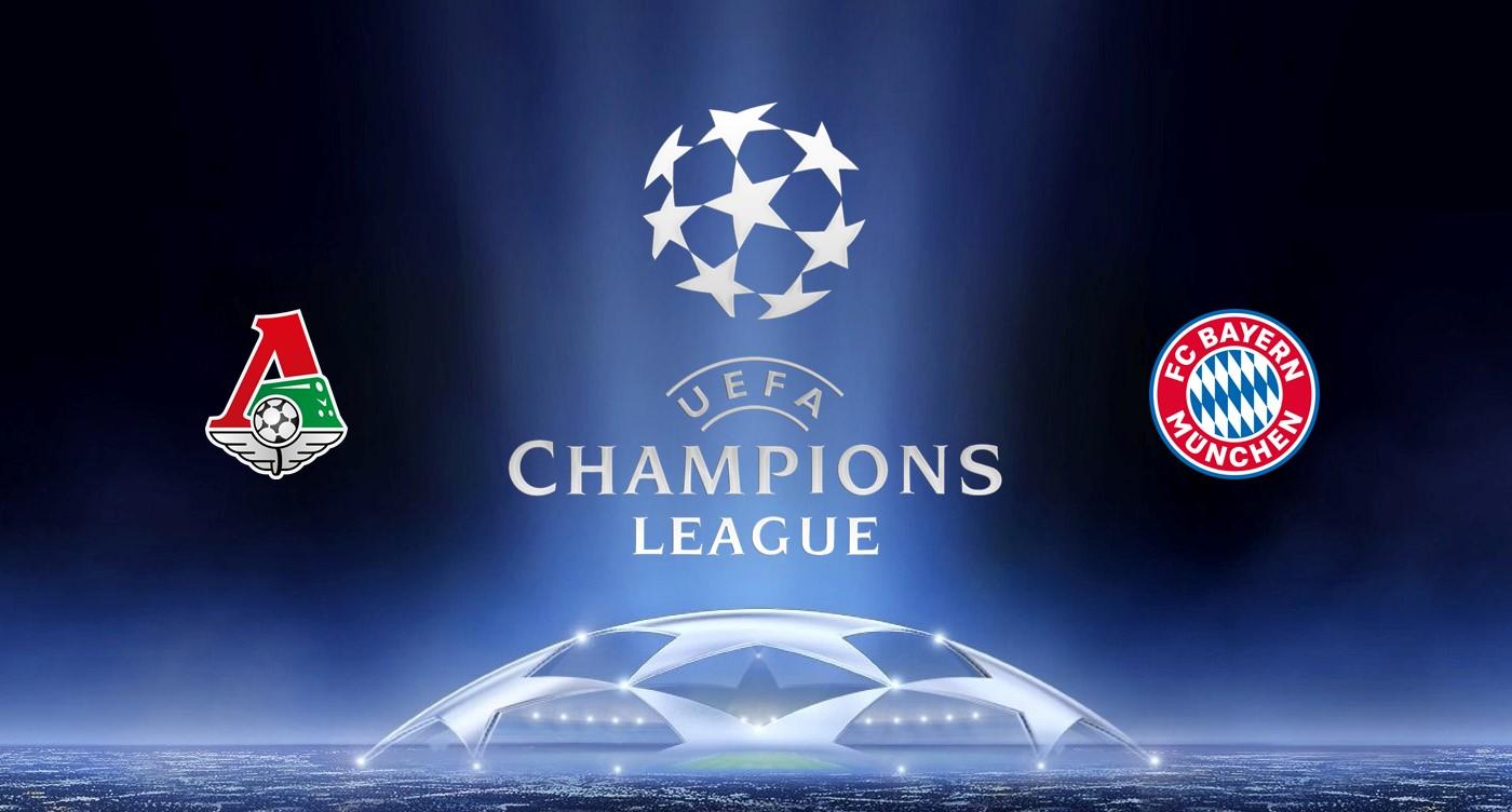 Lokomotiv Moscu vs Bayern Múnich