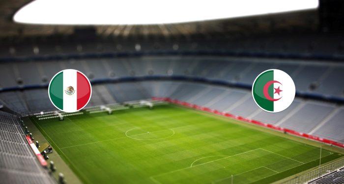 México vs Argelia Previa, Predicciones y Pronóstico
