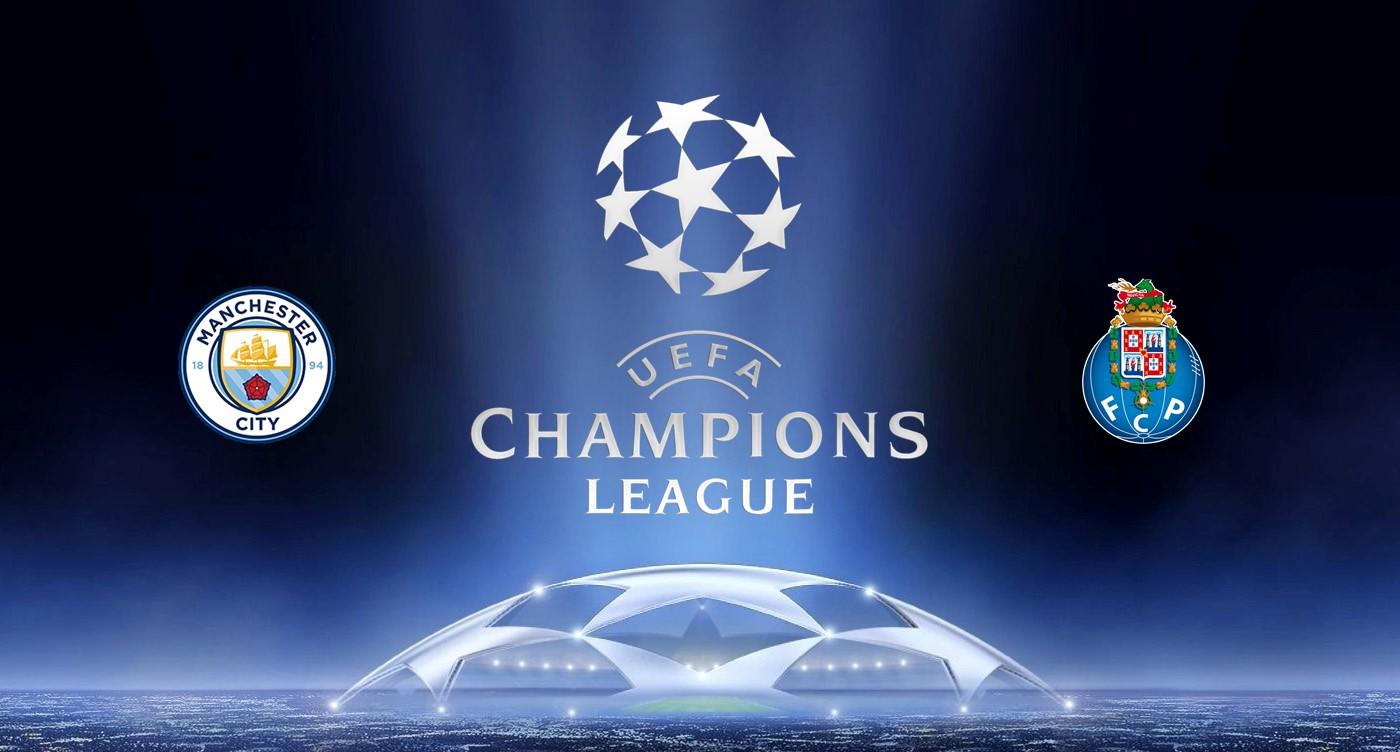 Manchester City vs Porto