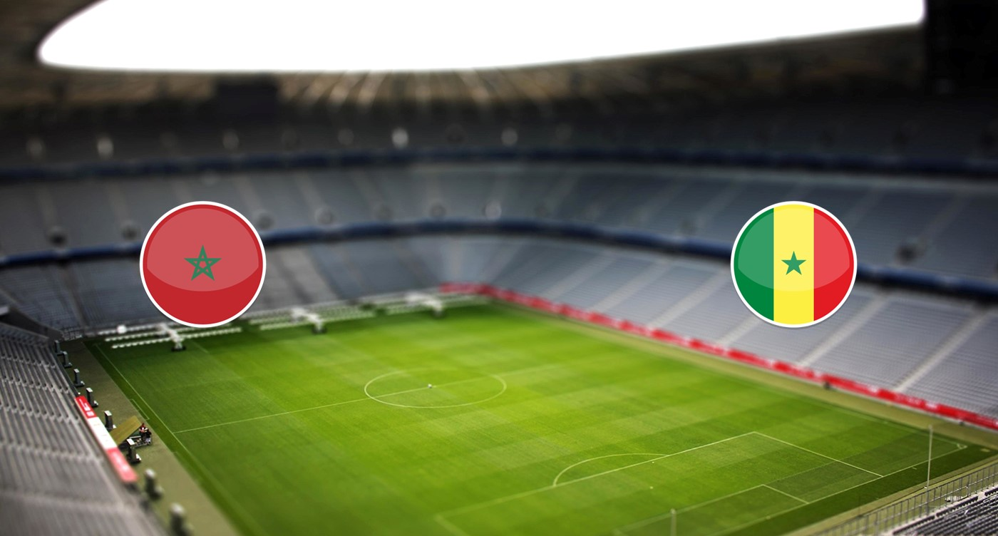Marruecos vs Senegal