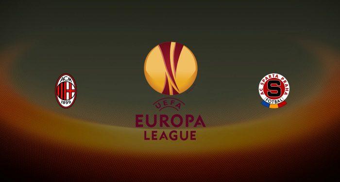Milán vs Sparta Praga Previa, Predicciones y Pronóstico