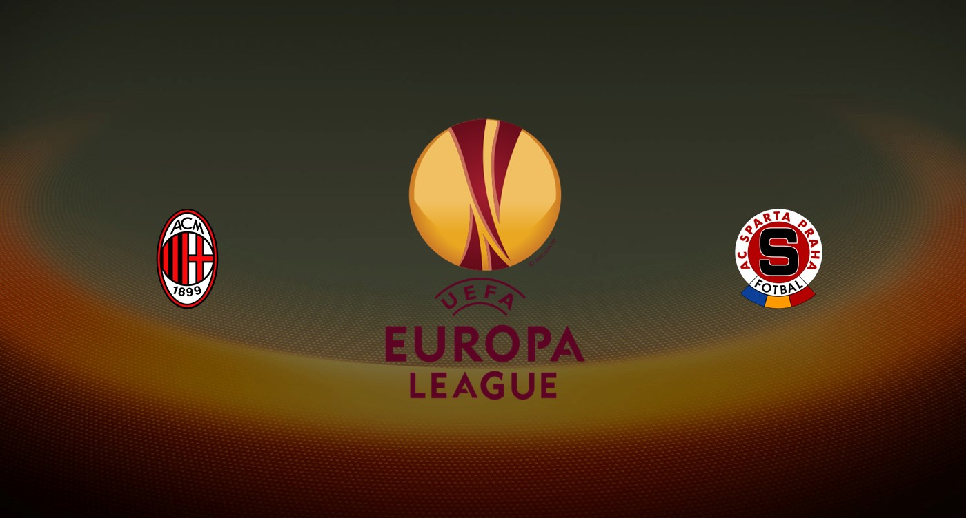 Milan vs Sparta Praga