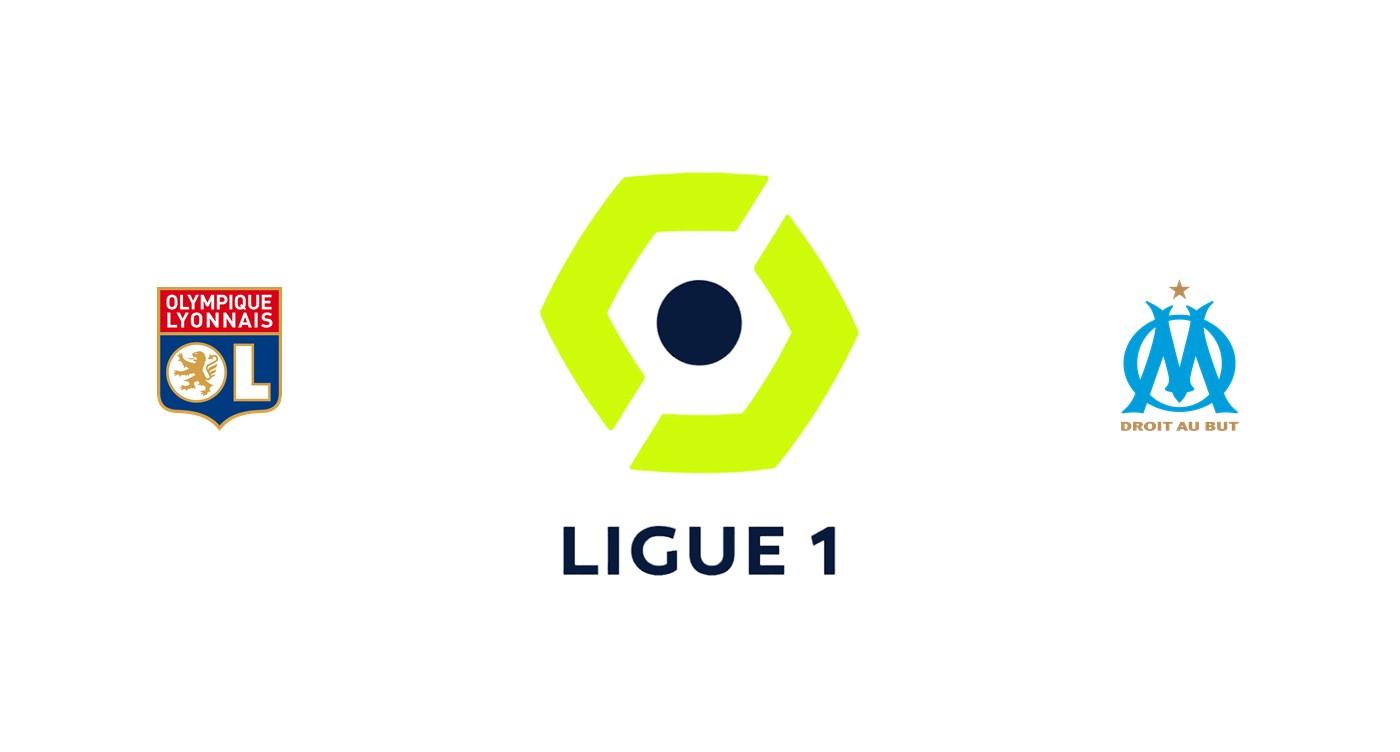 Olympique Lyon vs Olympique Marsella