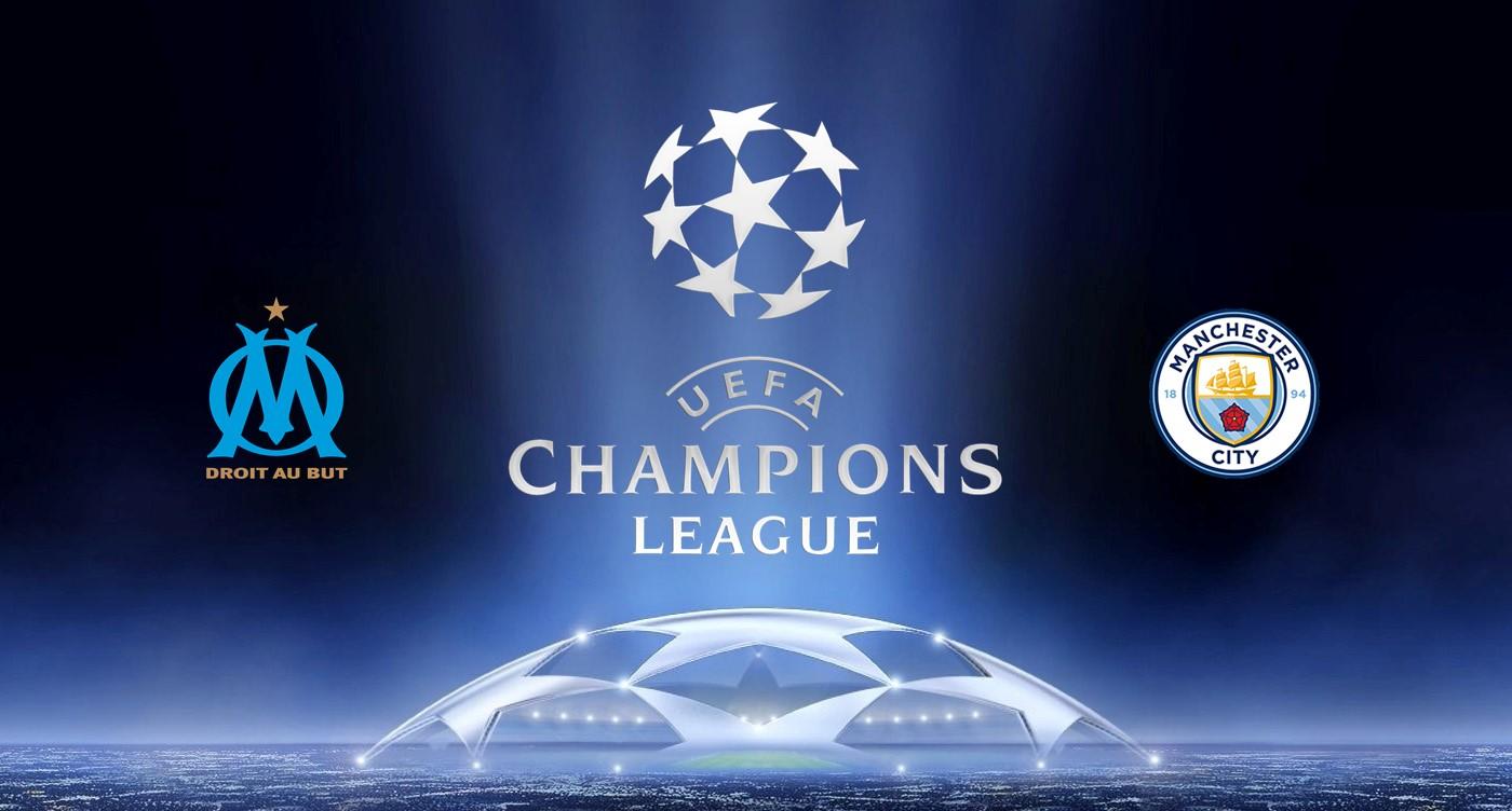 Olympique Marsella vs Manchester City