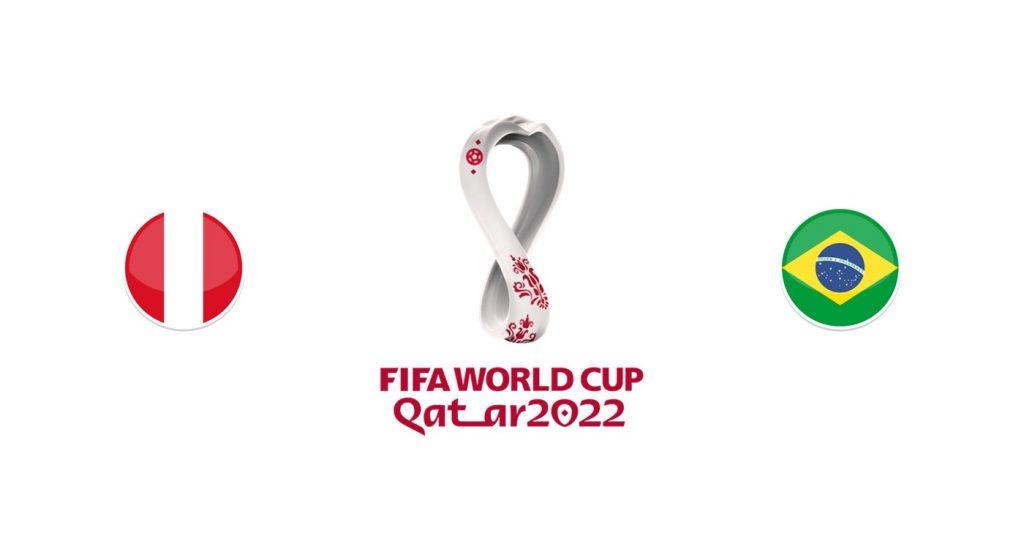 Perú vs Brasil Previa, Predicciones y Pronóstico