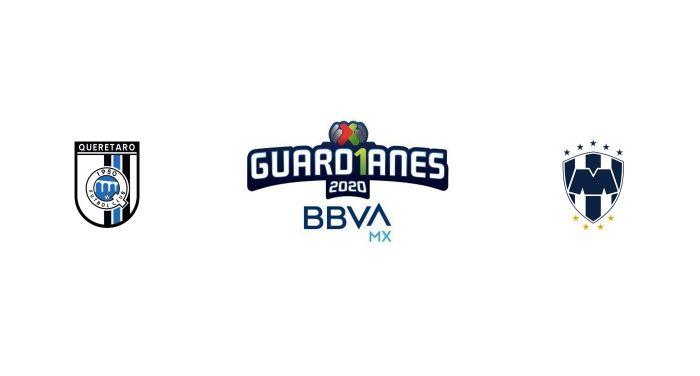 Querétaro vs Monterrey Previa, Predicciones y Pronóstico