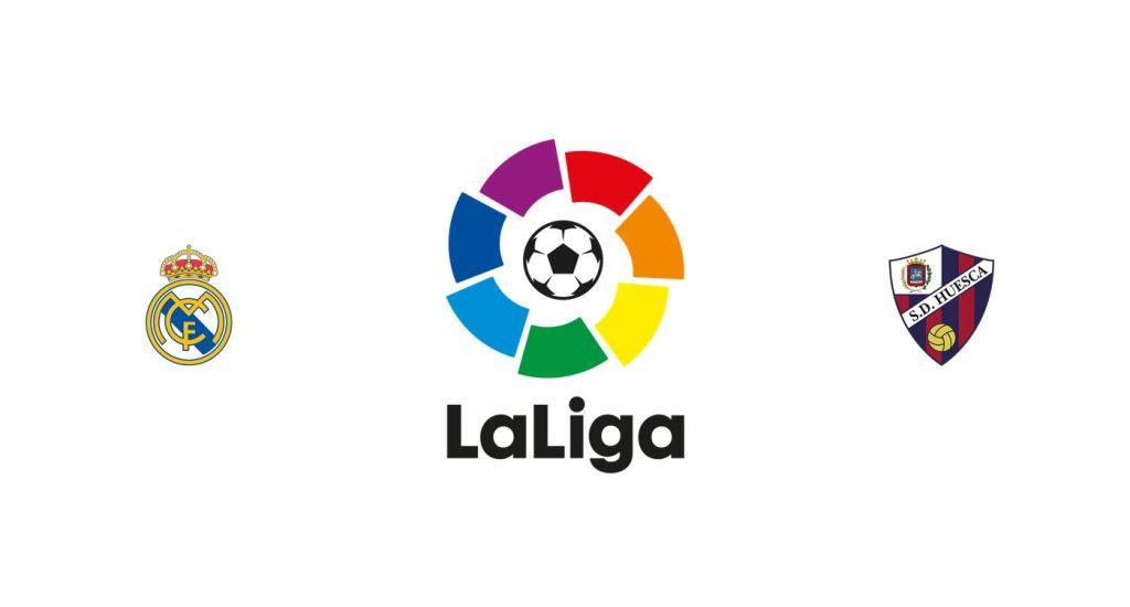 Real Madrid vs Huesca Previa, Predicciones y Pronóstico