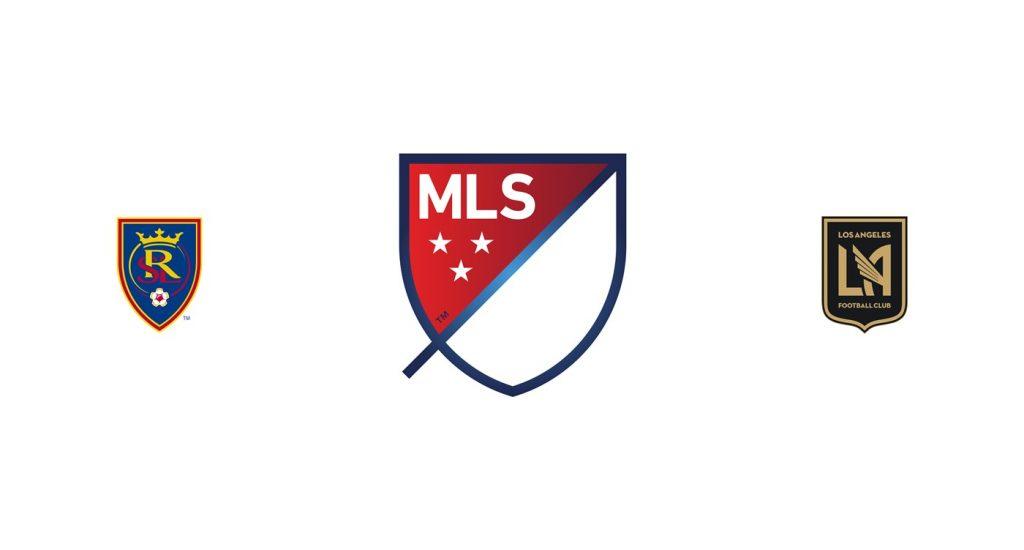 Real Salt Lake vs Los Angeles FC Previa, Predicciones y Pronóstico