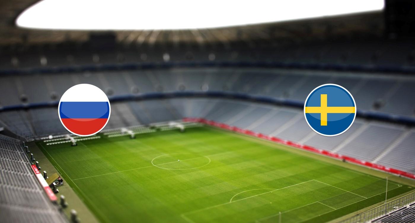 Rusia vs Suecia