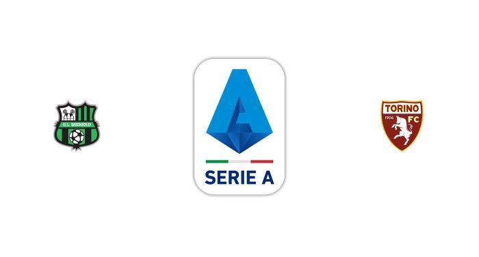 Sassuolo vs Torino Previa, Predicciones y Pronóstico