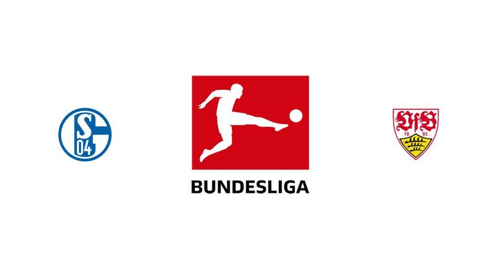 Schalke 04 vs Stuttgart Previa, Predicciones y Pronóstico