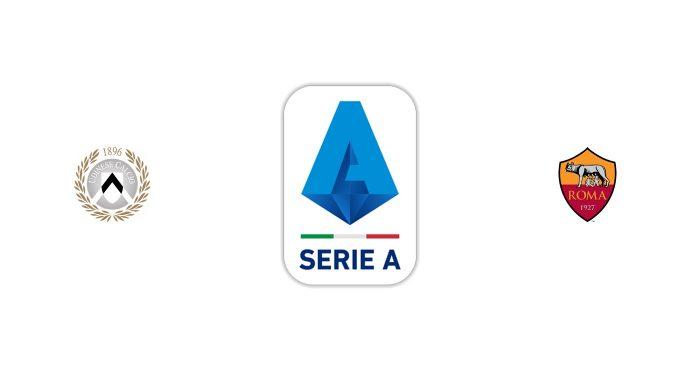 Udinese vs Roma Previa, Predicciones y Pronóstico