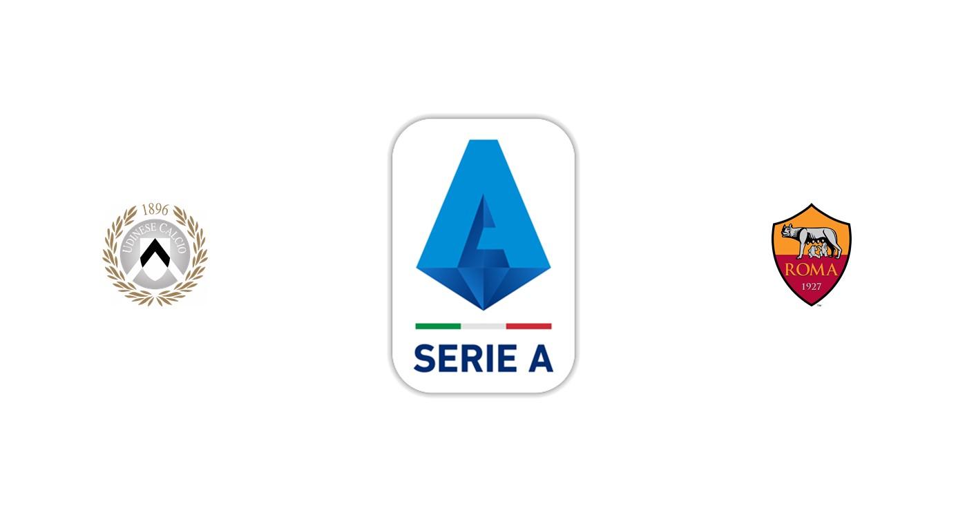 Udinese vs Roma
