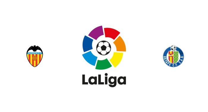 Valencia vs Getafe Previa, Predicciones y Pronóstico