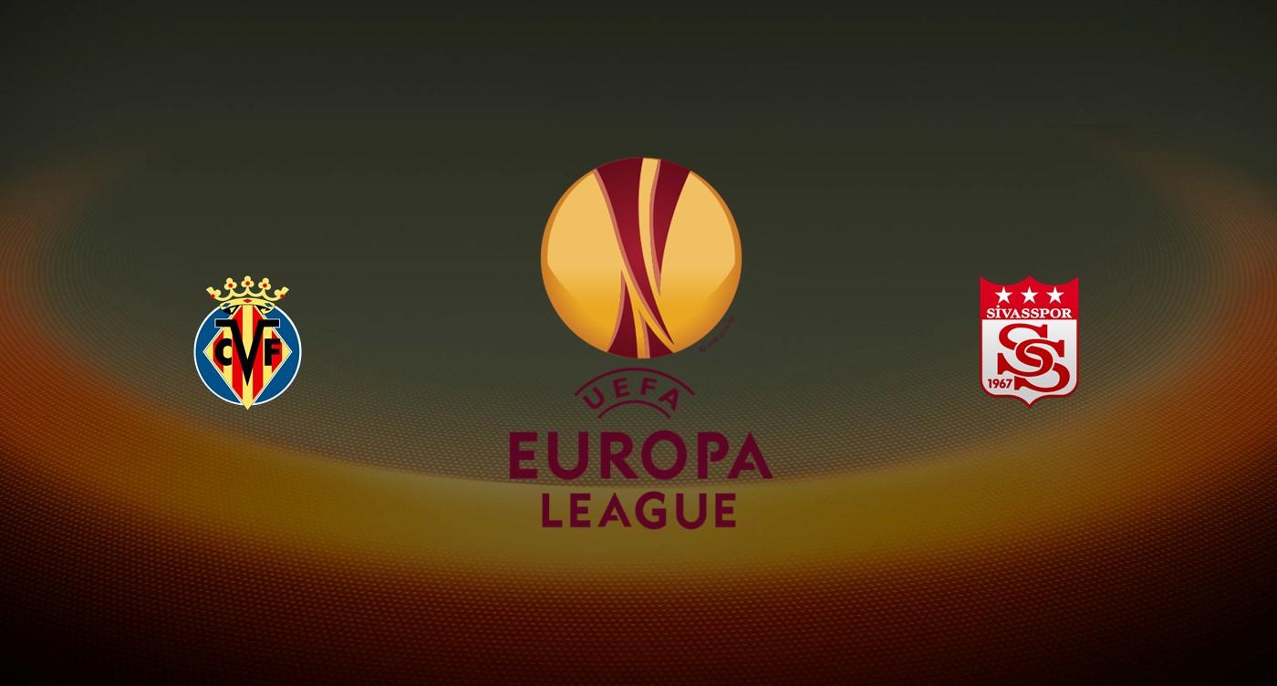 Villarreal vs Sivasspor