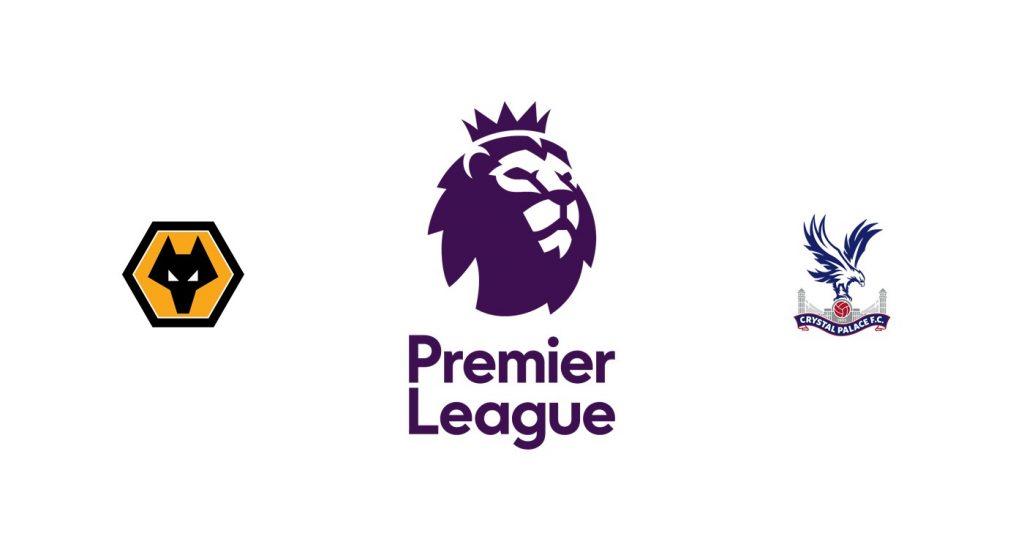 Wolverhampton vs Crystal Palace Previa, Predicciones y Pronóstico