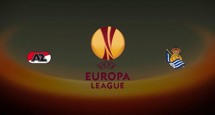 AZ Alkmaar vs Real Sociedad Previa, Predicciones y Pronóstico
