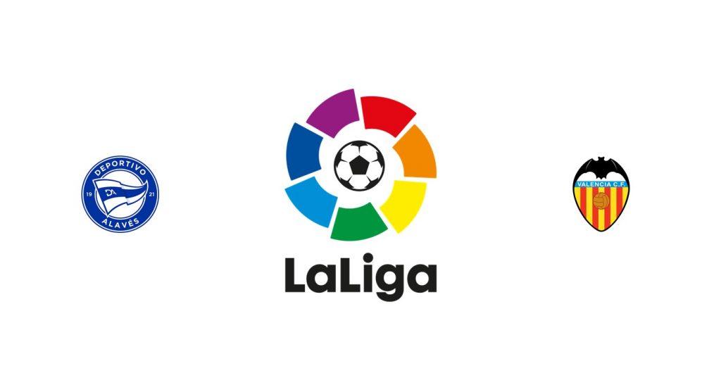 Alavés vs Valencia Previa, Predicciones y Pronóstico